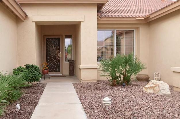 Exterior Residential Entrance  Painting Rio Rancho New Mexico