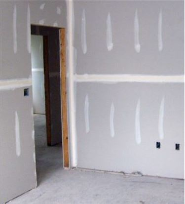 Painting new drywall as installed in Rio Rancho New Mexico